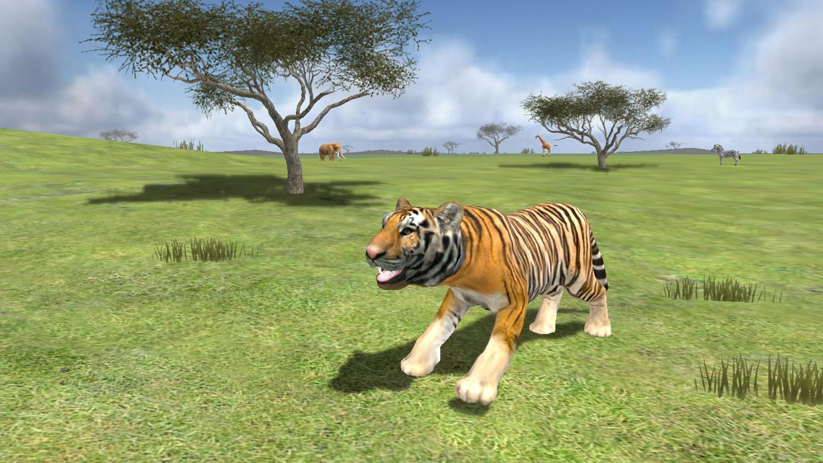 Extreme Tiger Attack 100 Apk Download Android Simulation Games