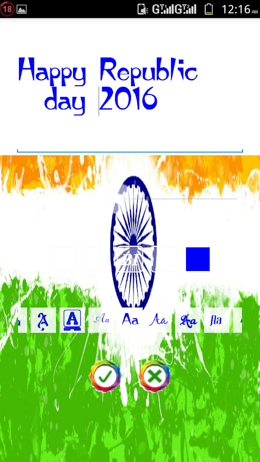 Republic Day Photo Frame 2.0.2.2 APK Download - Android Photography Apps