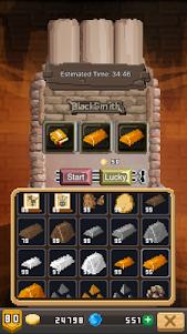 Blacksmith Story-Pixel Game 3.2.0 screenshot 5