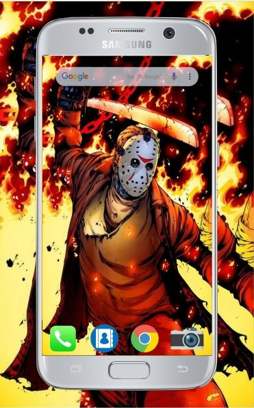Jason Voorhees Wallpapers Hd 111 Apk Download Android