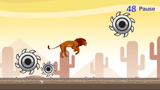 Jungle King Runner 1.0 screenshot 2