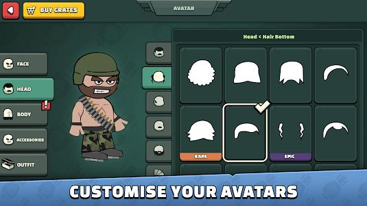 Mini Militia - Doodle Army 2 5.3.3 screenshot 4