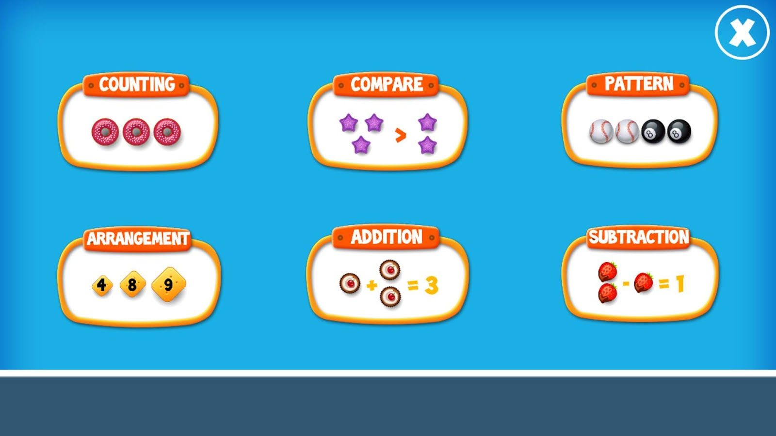 Numbers and Math for Kids 1.4.1 APK Download - Android Educational Games