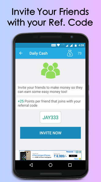 Daily Cash : Earn Money App 3 1 APK Download - Android