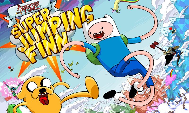 descargar super jumping finn hack