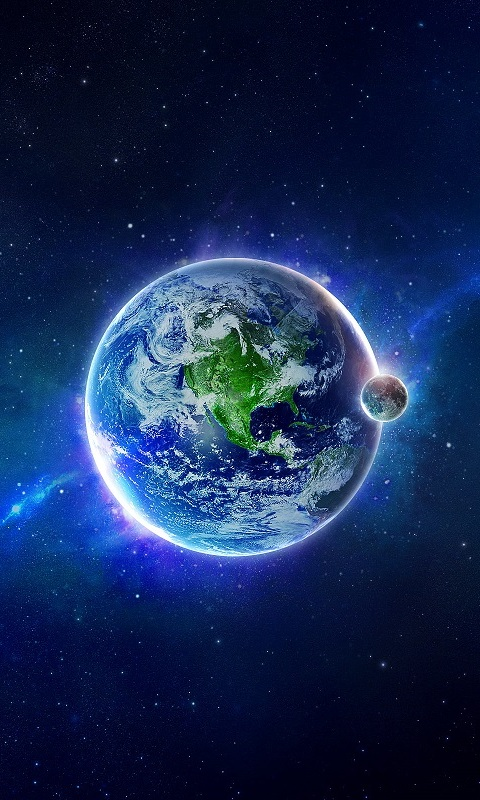 Earth Live Wallpaper 1 0 APK Download - Android Personalization Apps