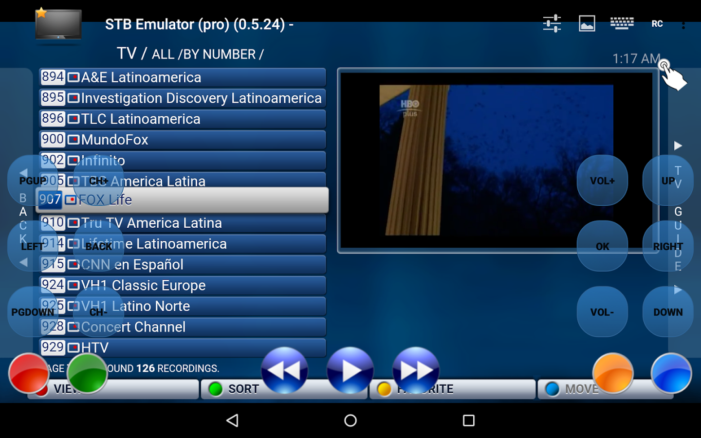 Xtream-Codes STB Emulator 0 6 11 APK Download - Android cats