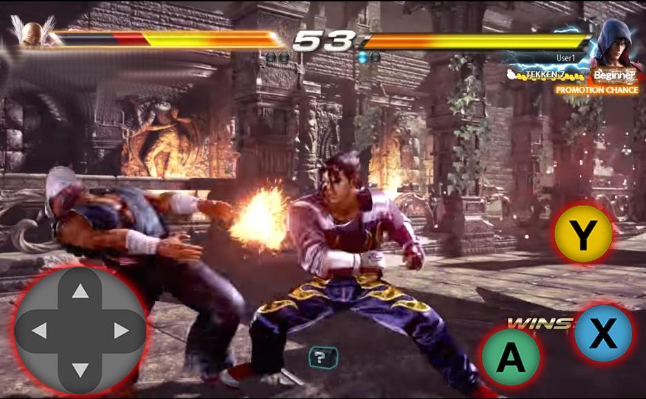 Tekken 7 Ranked Match Statistics