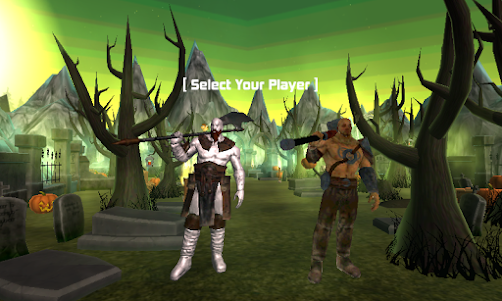 Ninja Ghost War 1.0 screenshot 8