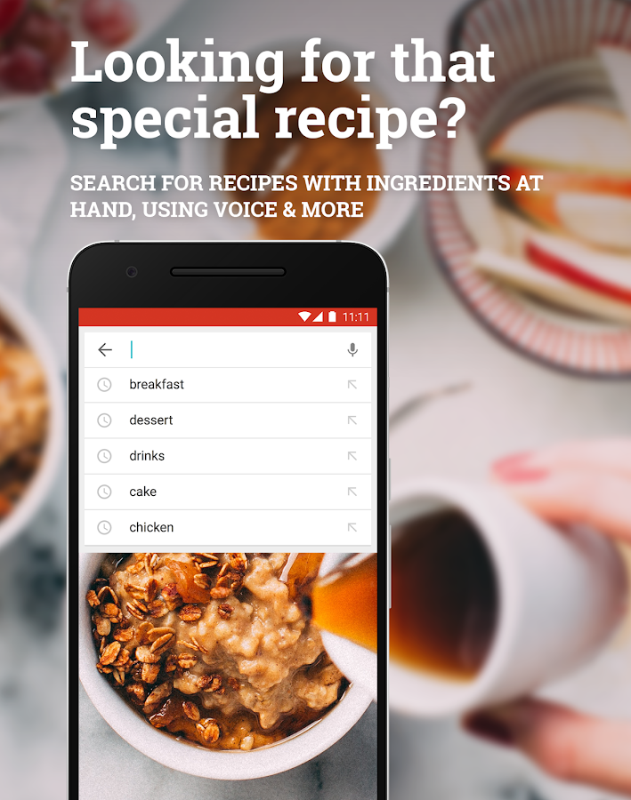 Cookbook recipes apk download android catsoddrink apps clouddownload download apk file cookbook recipes screenshot 1 forumfinder Gallery