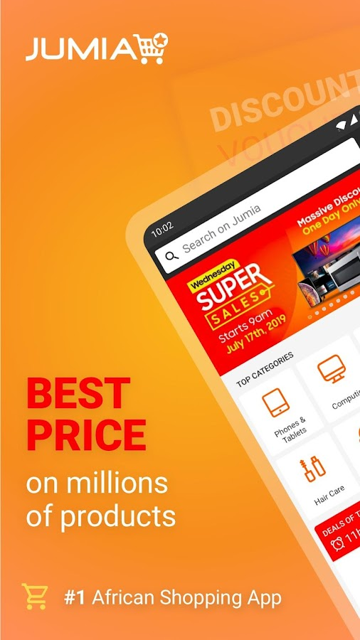 JUMIA Online Shopping 5 4 1 APK Download - Android Shopping Apps