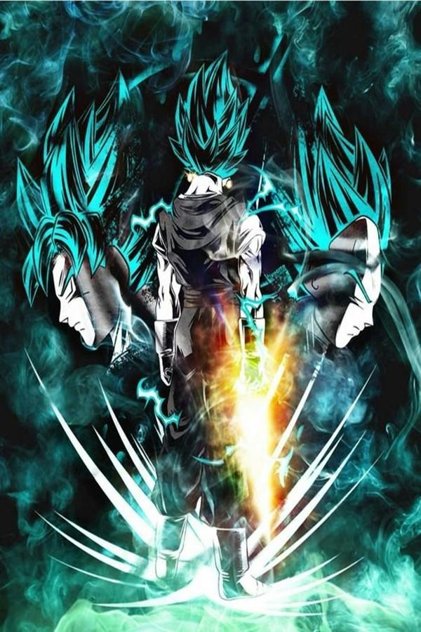 Black Goku Rose Wallpaper 1 2 Apk Download Android