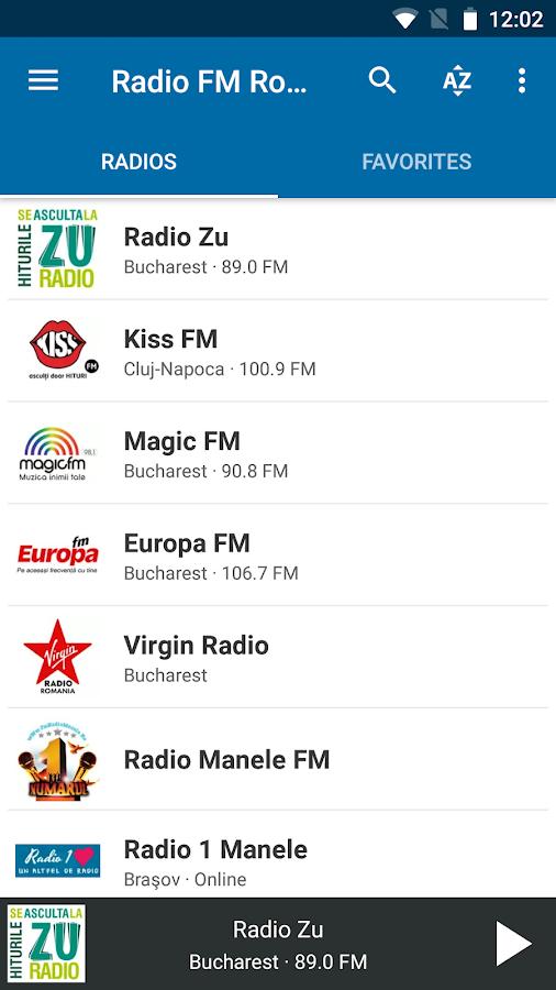 Radio FM Romania 8 4 APK Download - Android Music & Audio Apps