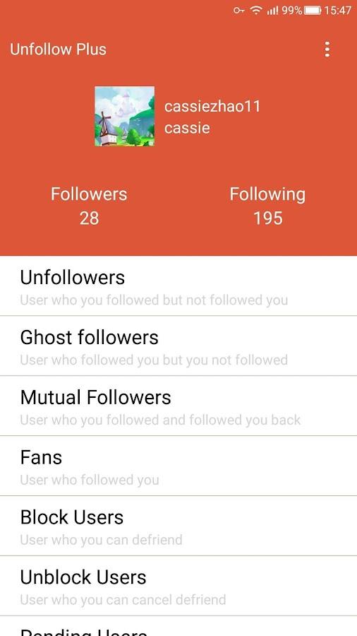 com unfollow instagram pro plus 1 2 0 APK Download - Android