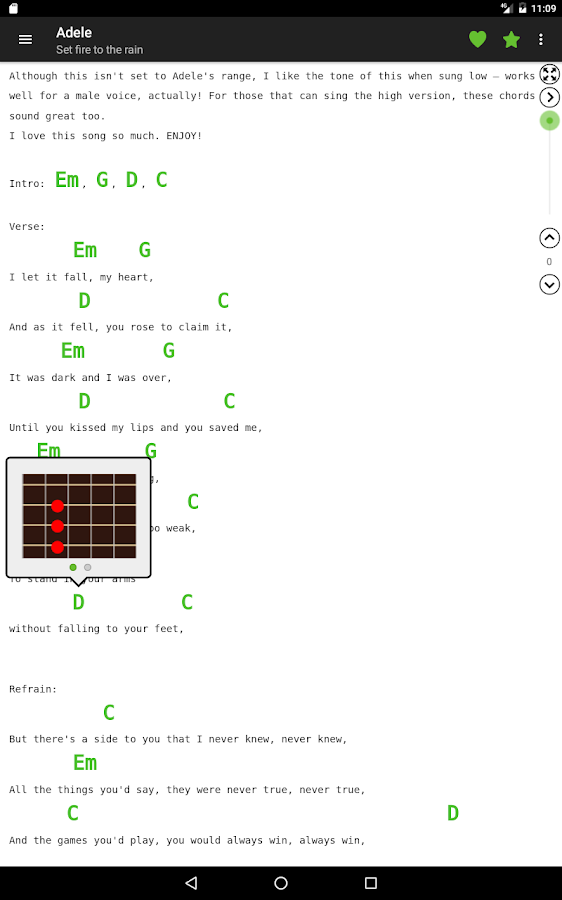 Guitar Chords And Tabs 287 Apk Download Android Music Audio Apps