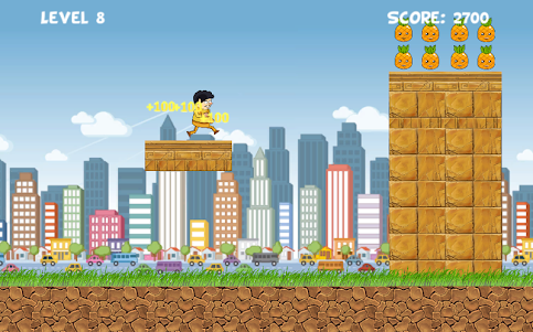 Pineapple Pen Jump 1.2 screenshot 2