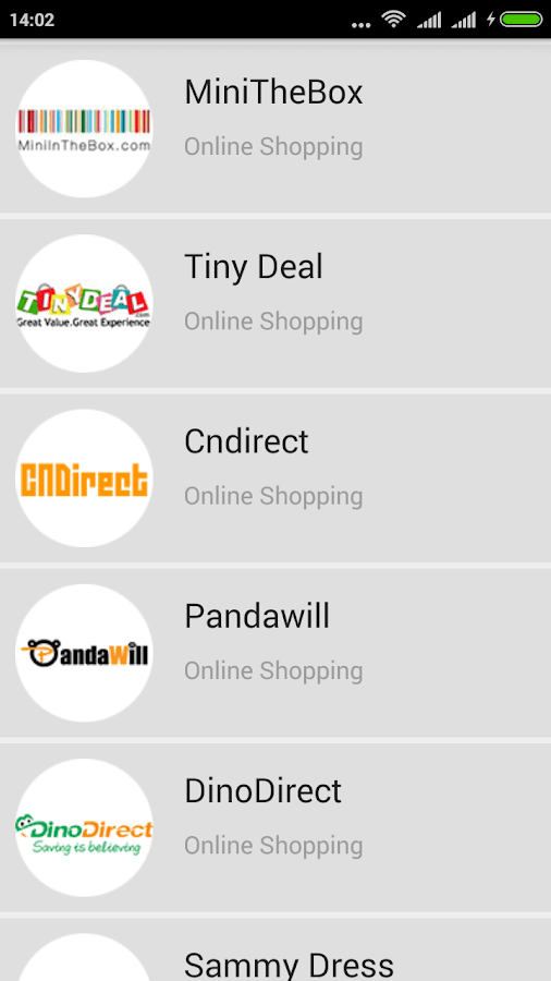 Online Shopping China 1 0 APK Download - Android Shopping Apps