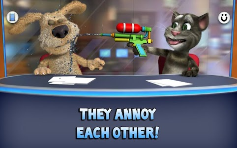 Talking Tom & Ben News  screenshot 13