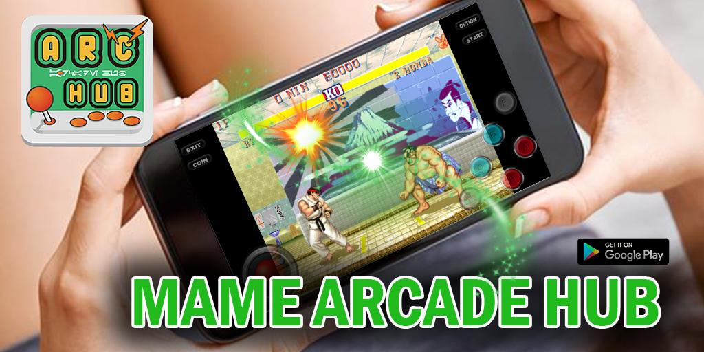 Mame Arcade Hub 1 0 2 APK Download - Android Arcade Games