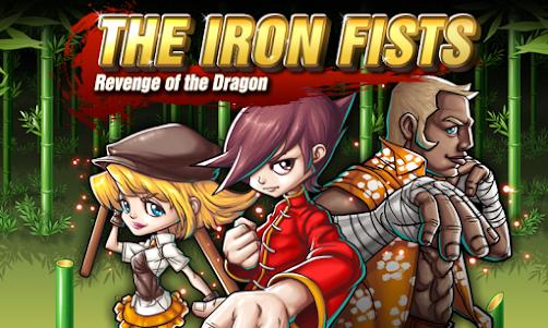 The Iron Fists -Mini Fighter 1.3 screenshot 1