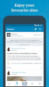 WordPress – Website & Blog Builder 5.3 screenshot 2