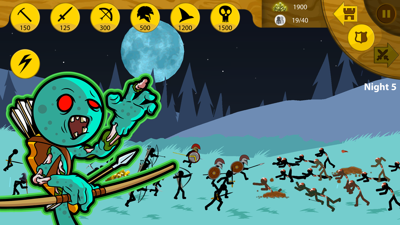 Stick Wars 2 Hacked Unblocked - Hacked Unblocked Games