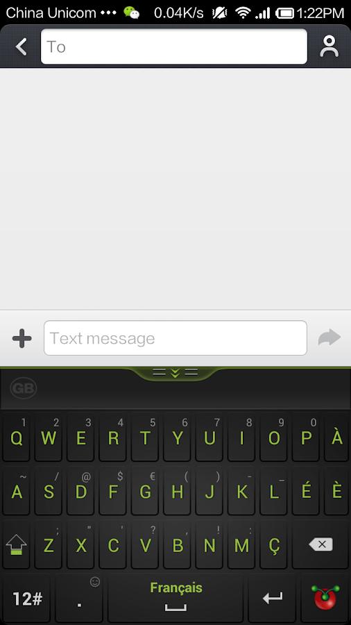 Guobi French Keyboard 5 3 1 150213 APK Download - Android