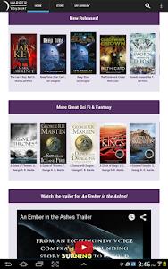 VoyagerBooks: Fantasy & Sci Fi 1.39.832 screenshot 6
