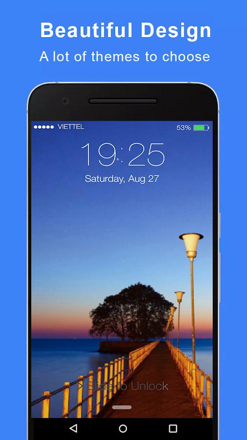 Lock Screen - Iphone Lock 3 3 6 APK Download - Android Tools