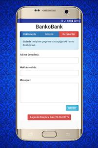 İddaa Tahminleri - BankoBank 2.5 screenshot 5