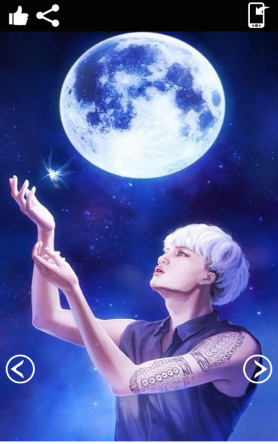 Kai Exo Wallpaper 6 1 Apk Download Android Personalization Apps