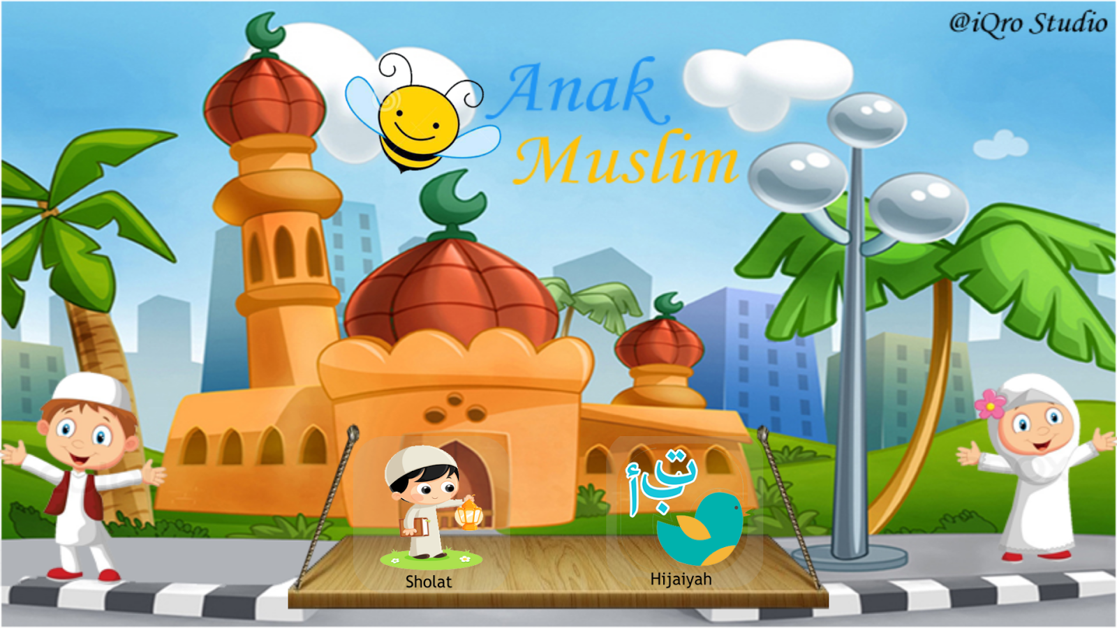 Anak Muslim 1.0 APK Download - Android Education Apps