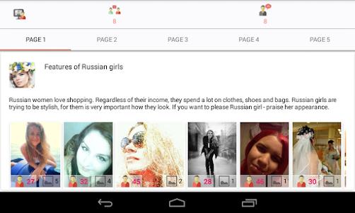 Russia women 89.50.86 screenshot 12