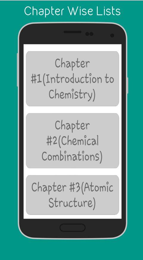 Chemistry (9th) 2 0 0 APK Download - Android Education Apps