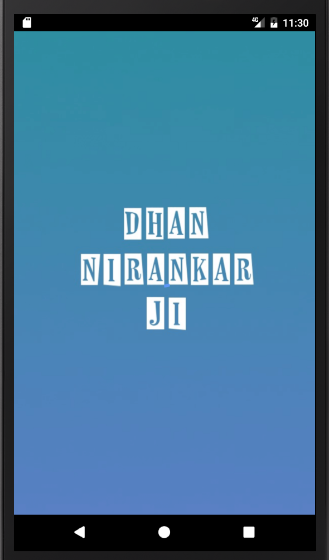 Dhan Nirankar Ji 3 0 1 APK Download - Android Social Apps