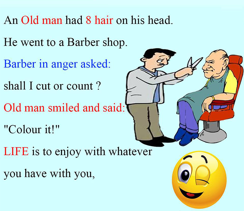 Funny Jokes English Picture