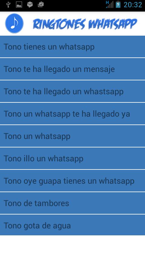 how to change ringtone for whatsapp