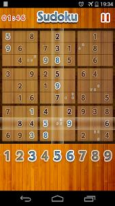 Sudoku Deluxe - Free Sudoku 1.0 screenshot 2