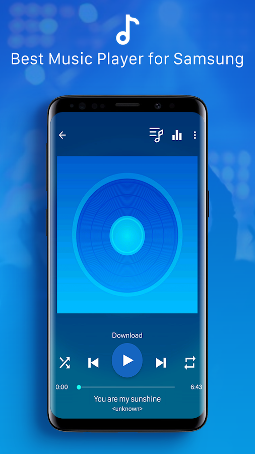 Galaxy Player - Music Player for Galaxy S10 Plus 5 2 APK Download