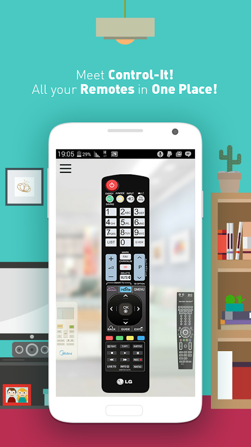 Control It – Remotes Unified! 1 29 APK Download - Android