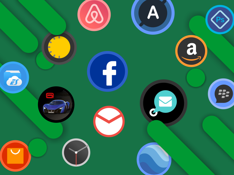 Popcircle Icon Pack 1 1 5 APK Download - Android