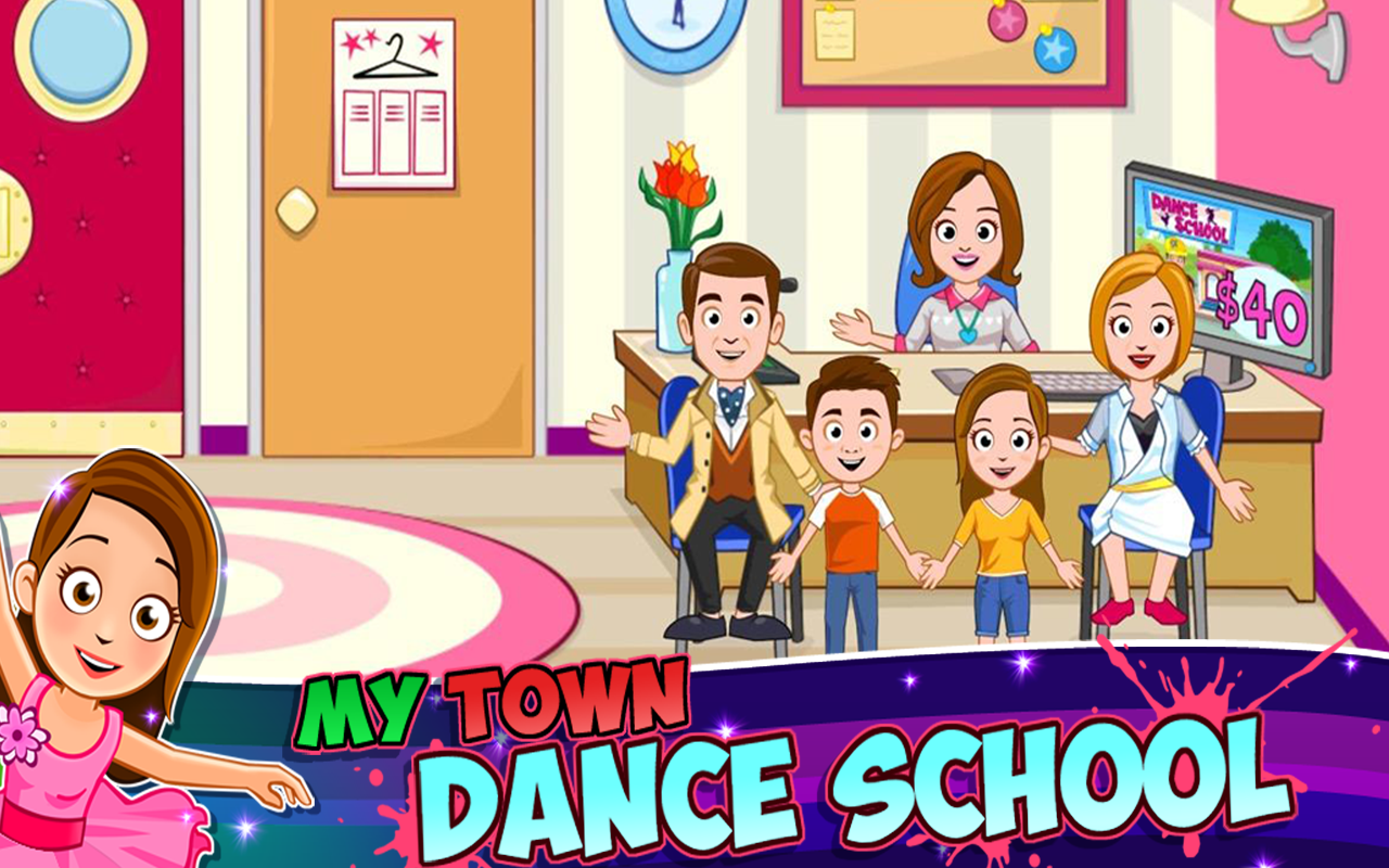 My Town : Dance School 1 0 APK Download - Android Educational Games