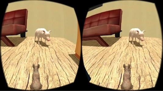 Cute Pet Rabbit Life VR 0.0.1.8 screenshot 1