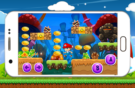 Super Adventures Jungle Run 2.2.1 screenshot 3
