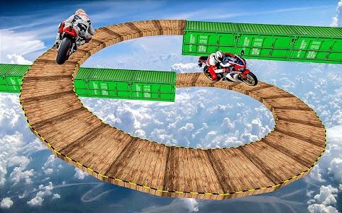 Tricky Bike Crazy Stunt Rider 1.0 screenshot 2