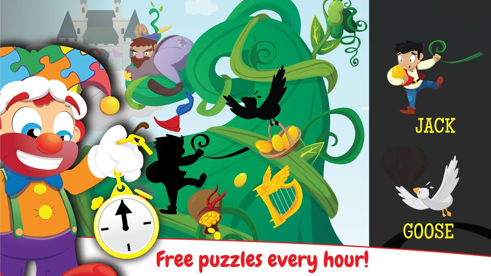 Toddler Kids Puzzles PUZZINGO 7.32 APK Download - Android Education Apps