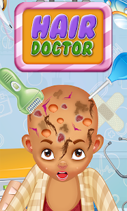 Hair Doctor Salon 1.1 screenshot 1