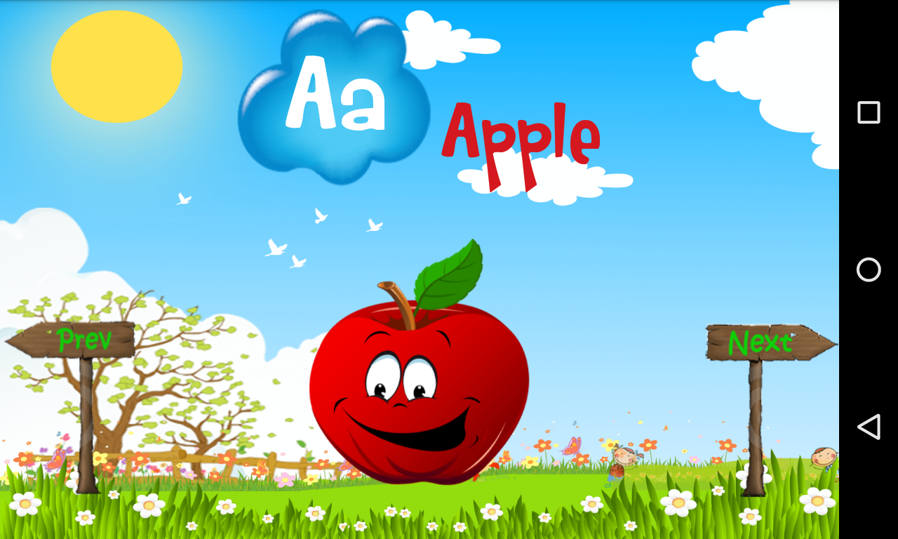 Kids ABC Learning Games 6.0 APK Download - Android Educational Games