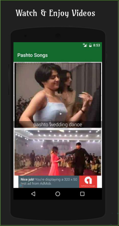 Top Pashto Songs & Dance Vids 1.0 APK Download - Android ...