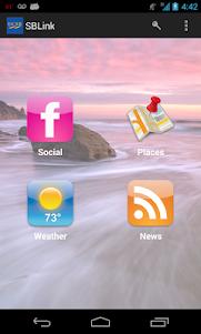 SBLink 1.05 screenshot 1